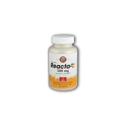 Reacta-C - 500 mg Kal 180 Tabs