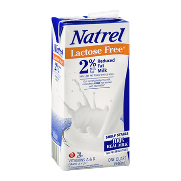 Natrel Lactose Free 2% Reduced Fat Milk