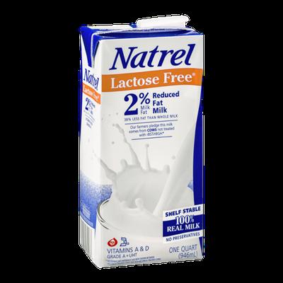 Natrel Lactose Free 2% Reduced Fat Milk
