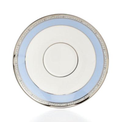 Marchesa By Lenox Marchesa by Lenox Dinnerware, Sapphire Plume Saucer