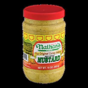 Nathan's The Original Coney Island Mustard