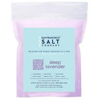 San Francisco Salt Company - Dead Sea Mineral Bath Salt Lavender - 28 oz.