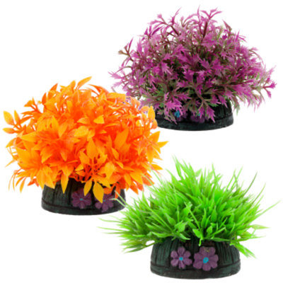 Top Fin Decorative Artificial Aquarium Plant
