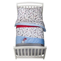 Dr. Seuss Dr. Suess's The Cat in the Hat Bedding Set - Toddler