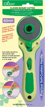 Clover Rotary Cutter 60mm - CLOVER MFG CO LTD