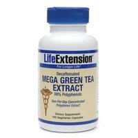 Life Extension Decaffeinated Mega Green Tea Extract