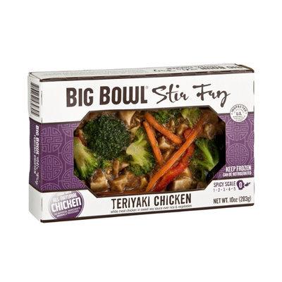 Big Bowl Teriyaki Chicken Stir Fry