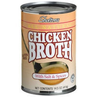 Shelton's Chicken Broth with Salt & Spices, 14.5-Ounce Cans (Pack of 12)