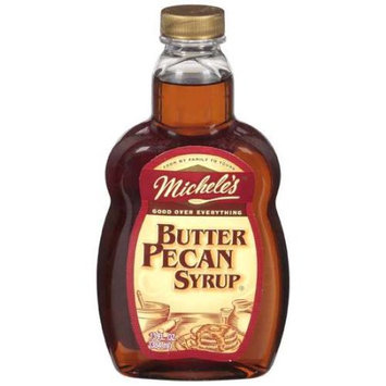 Michele's Micheles Butter Pecan Syrup - 12 Bottles (13 oz ea)