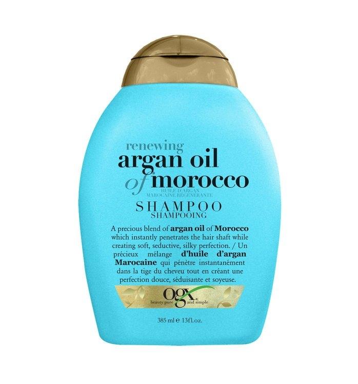 Slide: Organix Renewing Moroccan Argan Oil Shampoo