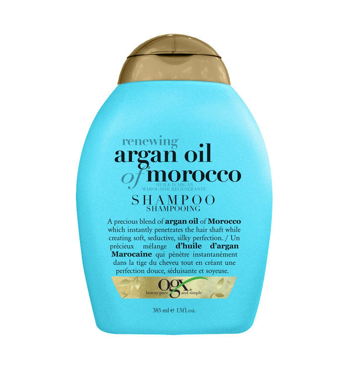Slide: Organix Renewing Moroccan Argan Oil Shampoo