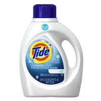 Tide High Efficiency Coldwater Free Liquid Laundry Detergent
