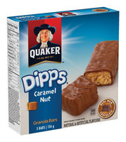 Quaker® Chewy Dipps Granola Bars Caramel Nut