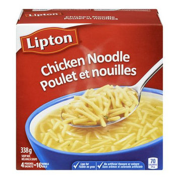 Lipton® Chicken Noodle Dry Soup Mix