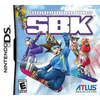 Atlus U.S.A SBK: Snowboard Kids