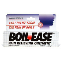 Boil Ease Pain Relieving Ointment 1 oz (28 g)