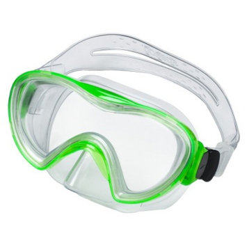 Speedo Junior  UV Protection Swim Mask - Green
