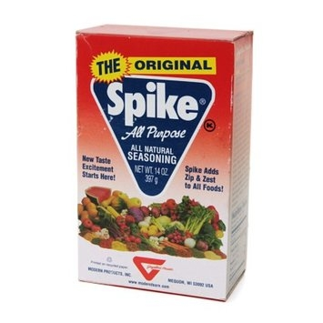 Spike Brand Gourmet All Purpose All Natural Seasoning
