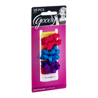 Goody Girls Ponytailers - 16 CT