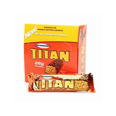 Titan Bar High Protein 6 Layer Crunch Bar