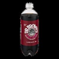 Dr. Brown's Black Cherry Soda Caffeine Free