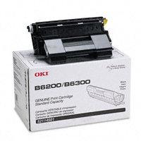 Okidata Corporation 52114501 Toner Cartridge, Black - OKIDATA