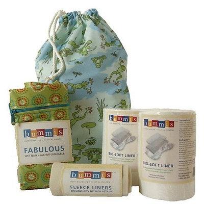 Bummis Cloth Diaper Accessories Kit - Small