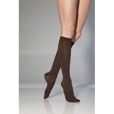 Sigvaris Cotton 233NLLO66 30-40mm. Hg Large Long Open Toe Thigh Crispa