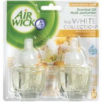 Air Wick The White Collection White Lily & Orchid Scented Oil Refills