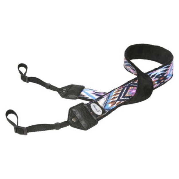 Mod DSLR Stylish Tribal Camera Strap - Multicolor (CS272)