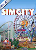 Maxis SimCity Amusement Park Set