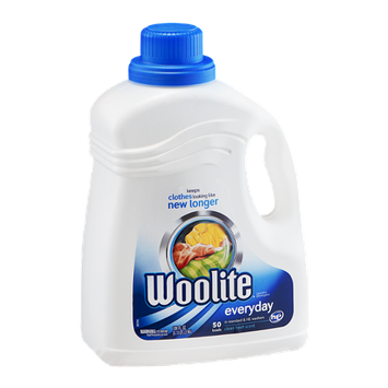 Woolite Laundry Detergent Everyday 50 Loads