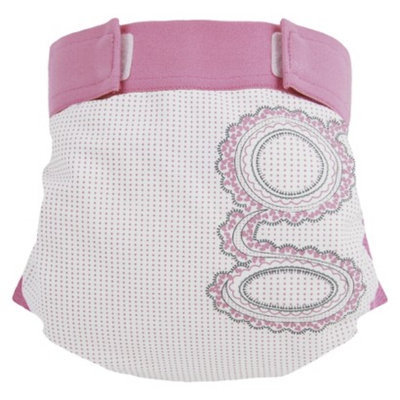 gDiapers gPants Gorgeously Girly - Size Medium