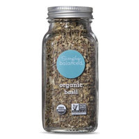 Simply Balanced Organic Basil .8oz