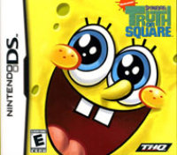 THQ Spongebob  Truth or Square