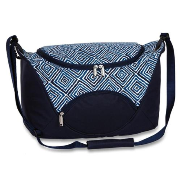 Picnic Plus Serendipity 7 in. Fully Insulated Cooler Tote