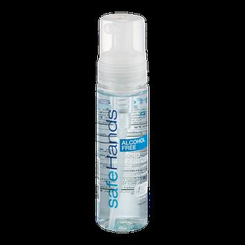 safeHands Alcohol Free Hand Sanitizer Clean Linen