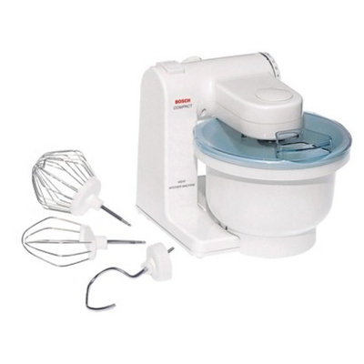 Bosch Compact Stand Mixer - White