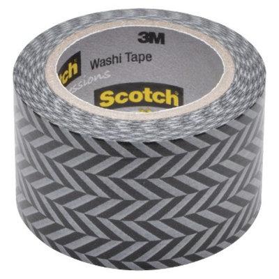 Scotch Washi Tape ZigZag 10mX30mm