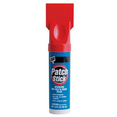 DAP Patch Stick Spackling Nail Hole and Crack Filler