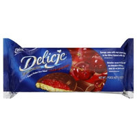 Wedel Delicje Biscuits with Cherry, 5.18-Ounce (Pack of 12)