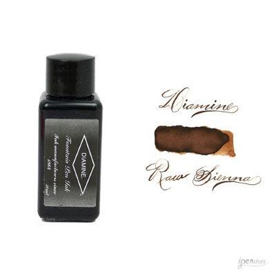 Diamine 30 ml Bottle Fountain Pen Ink, Raw Sienna