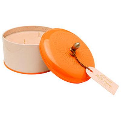 Illume Essential Color Block Tin Candle, Coconut Milk Mango, 11.9 oz