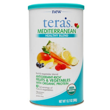 tera's whey Organic Mediterranean Healthy Blend Fruits & Vegetables