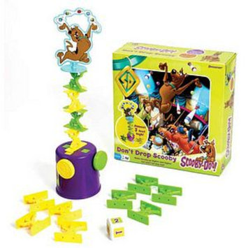 Scooby Doo Don't Drop Game Ages 5 and up, 1 ea