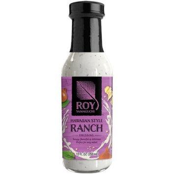 CHEF ROY YAMAGUCHI HAWAIIAN STYLE RANCH SALAD DRESSING 12OZ