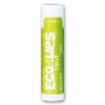 Eco Lips Lip Care Mint (SPF 15) Lip Balm 0.15 oz. Tubes (Pack of 12)