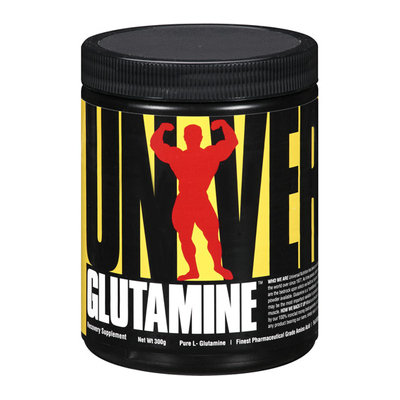UNIVERSAL NUTRITION Universal Recovery Glutamine Powder Supplement