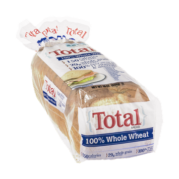 Total Bread  100% Whole Wheat