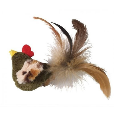 Ethical Feather Mania Chicken Cat Toy